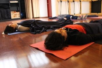 Taller: Tórax, costillas y la respiración, Patricia Bustos Roa