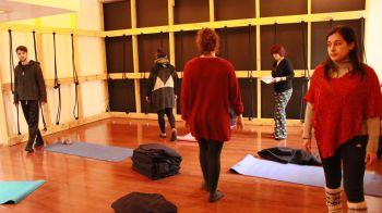 """Taller """"Cómo aprendemos, propiocepción- autoimagen"""", Patricia Bustos Roa"""