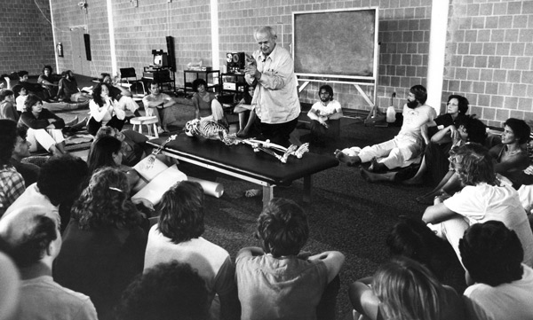 Feldenkrais-teaching