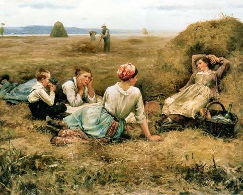 daniel_ridgeway_knight_harvesters_resting