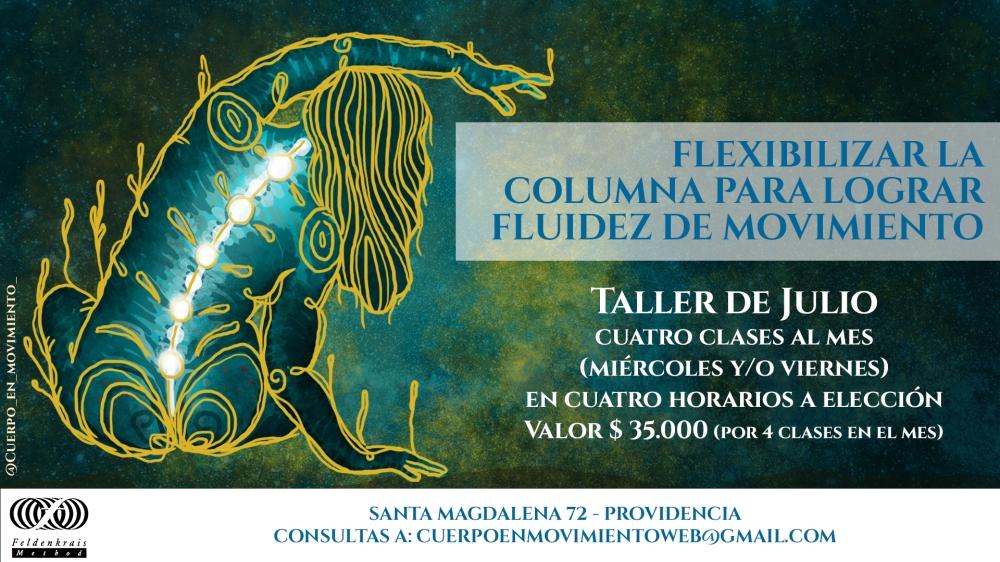 flexibilizar la columna fb